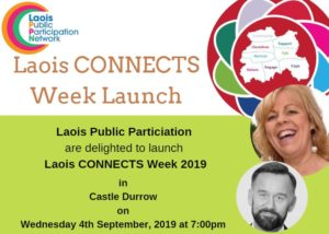 Laois Connects Week Launch 2019 @ Durrow Castle | Durrow | County Laois | Ireland