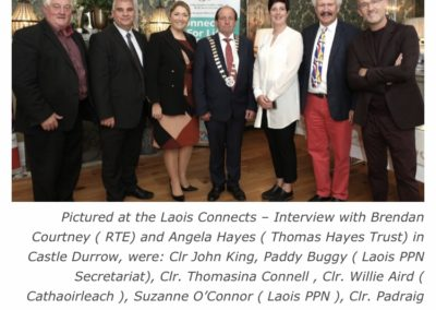 Laois CONNECTS H